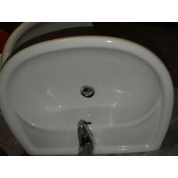 Waschbecken Renova 1 650 x 510mm